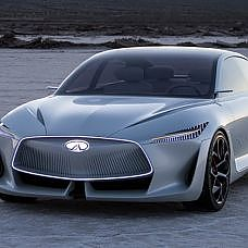 Изящный концепт infiniti q inspiration - YouTube